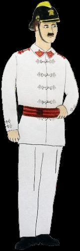 ceske uniformy