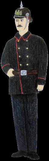 nemecke uniformy